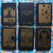 Image of Suit of Bones journals