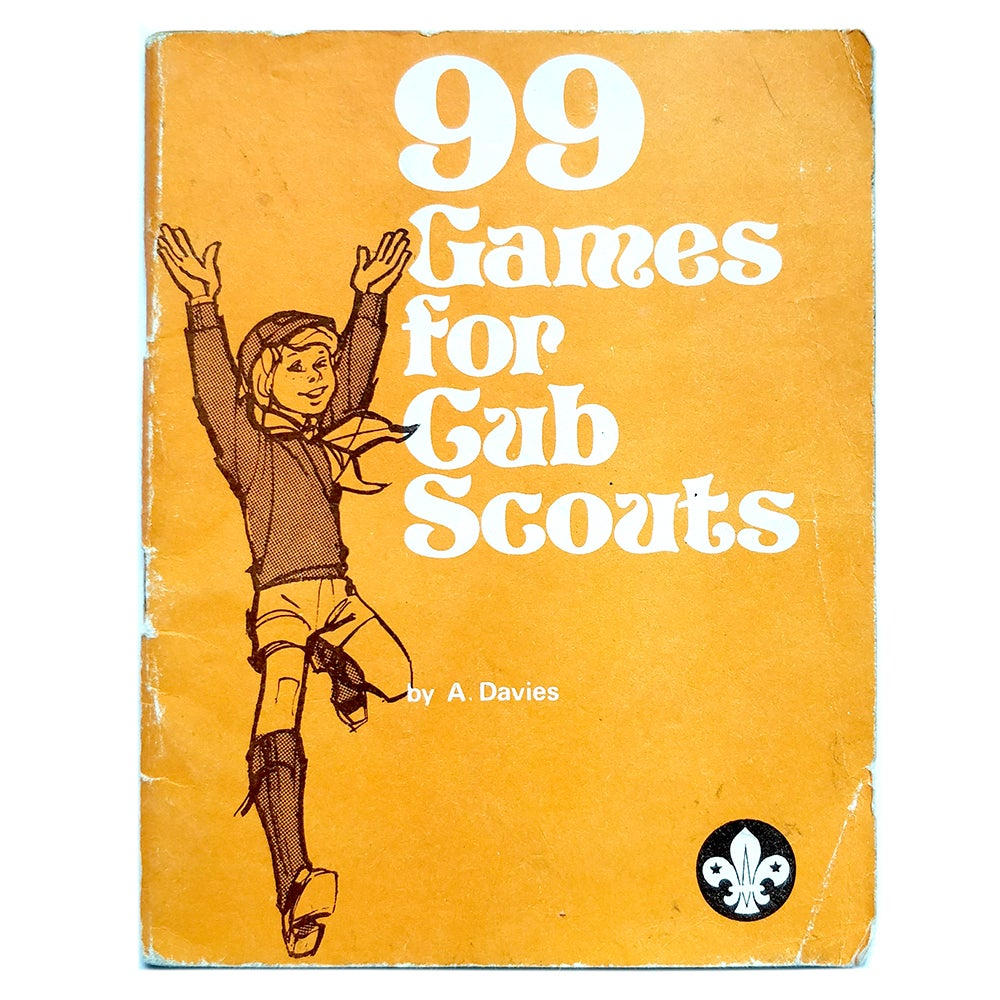Image of 99 Games for Cub Scouts
