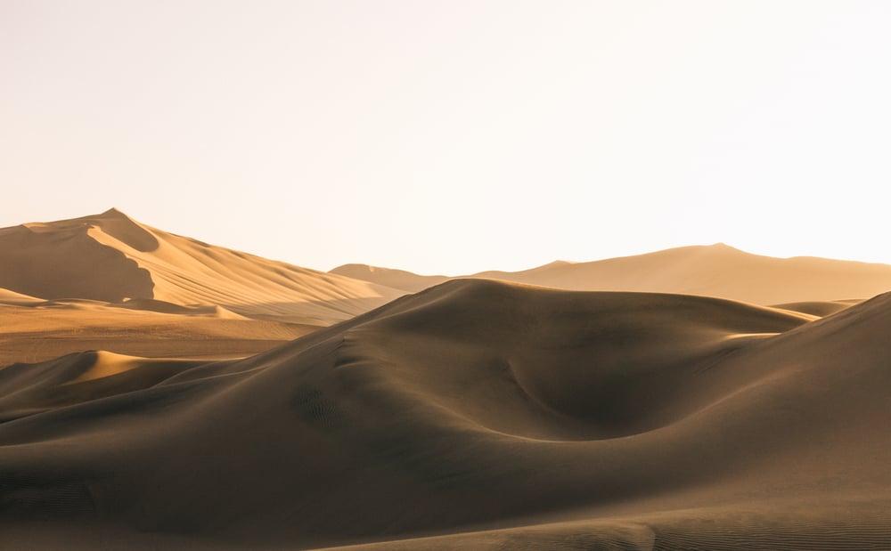 Image of Dunes, Peru