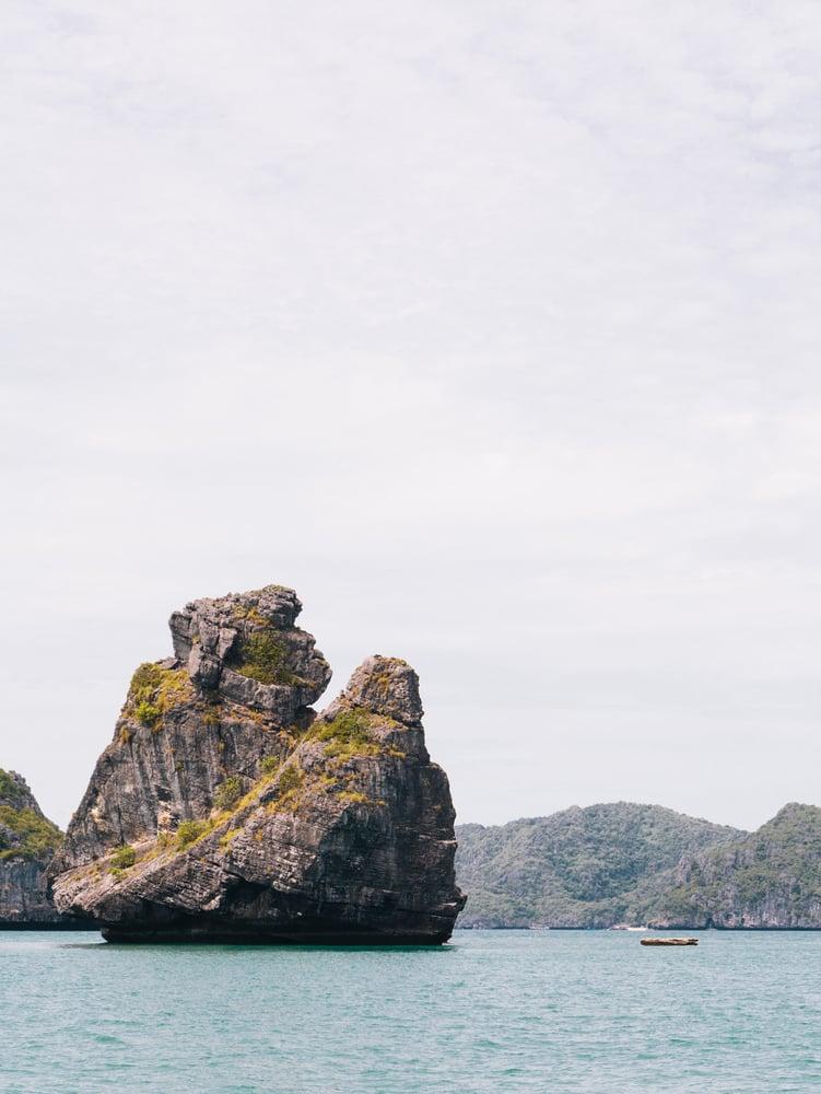 Image of Monkey Rock, Thailand