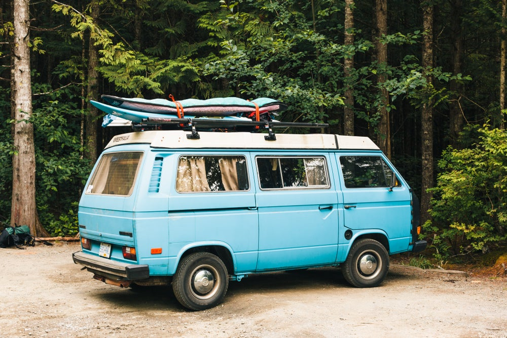 Image of VW in WA