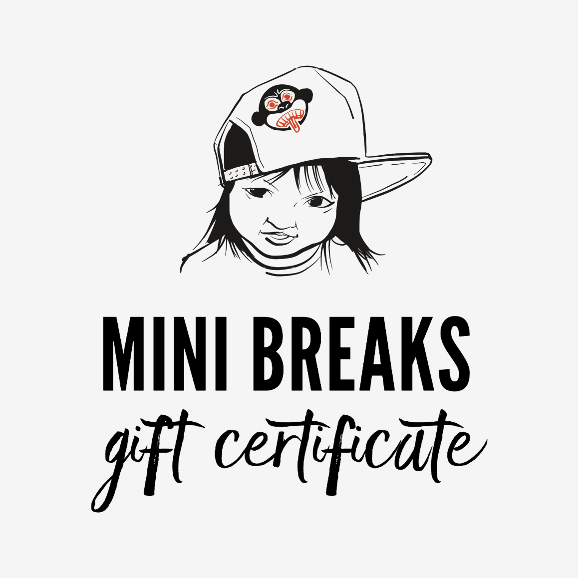 Image of Mini BREAKS Gift Certificate (Digital)