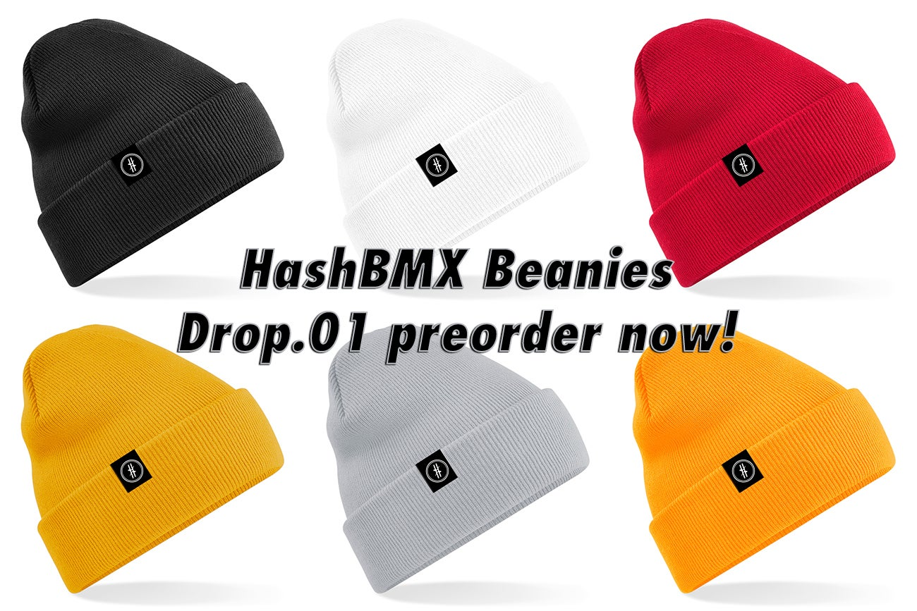 Image of Small logo beanie 01