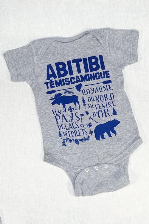 Image of Abitibi-Témiscamingue / Cache-Couche Bébé
