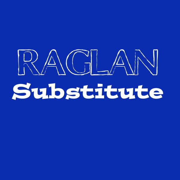Image of Substitute a Raglan for a Pocket Tee