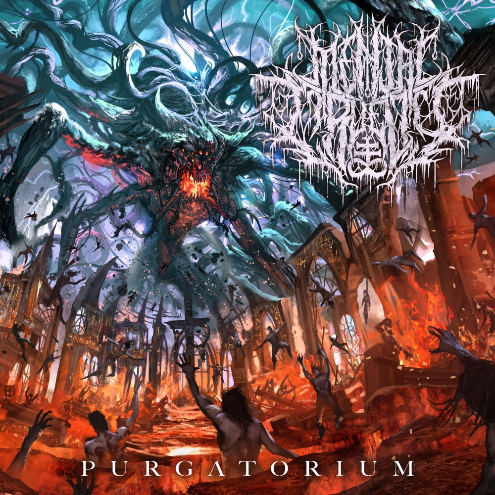Image of MENTAL CRUELTY - Purgatorium CD