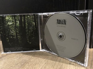 "Image of LOTH ""apocryphe"" CD"