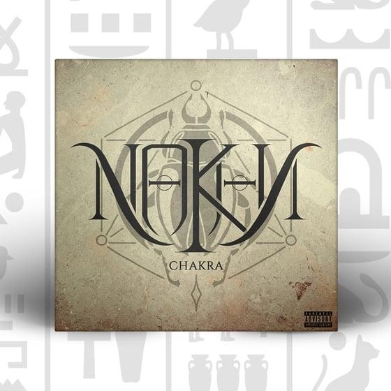 "Image of NEW EP ""CHAKRA"" 2017"