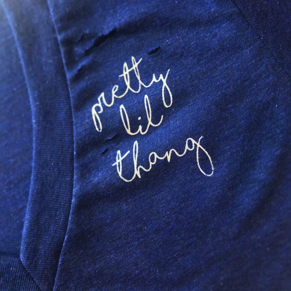 Image of Pretty Lil Thang V-neck