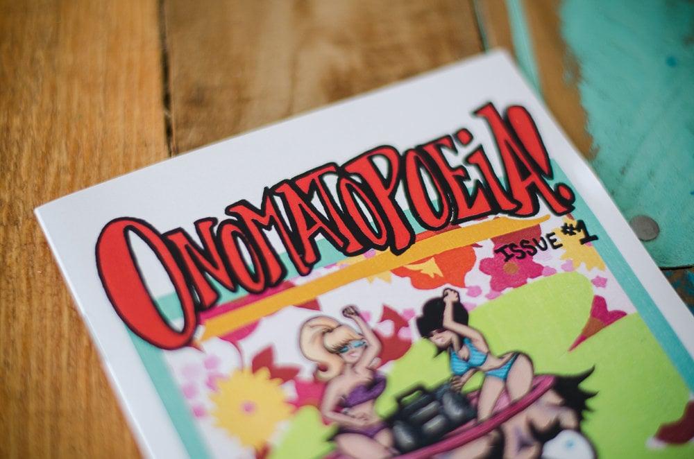 Image of Onomatopoeia #1