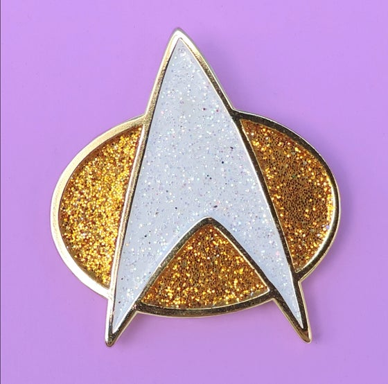 Image of STAR TREK PIN