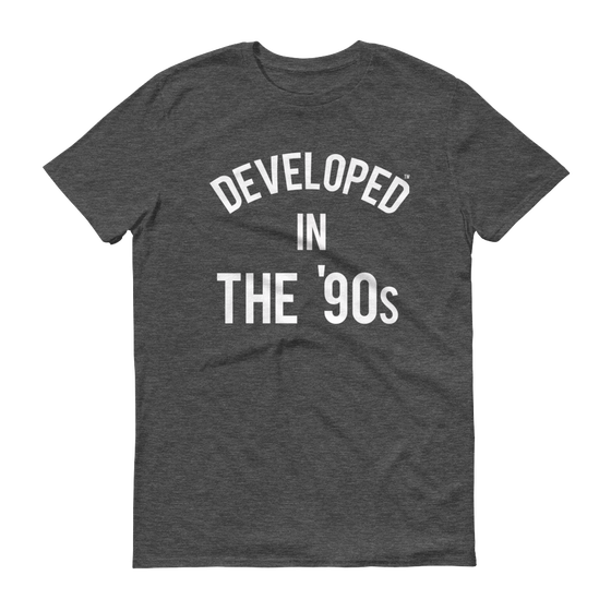 Image of Decade Developed Tee-'90s