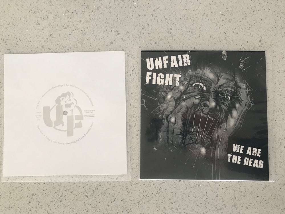 """Image of We Are The Dead or S/T 7"""""""