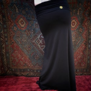 "Image of ""Penabranca"" Long Skirt"