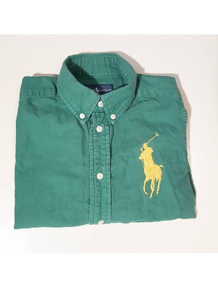 Image of (MORE) Boys Ralph Lauren Button Downs & Accessories