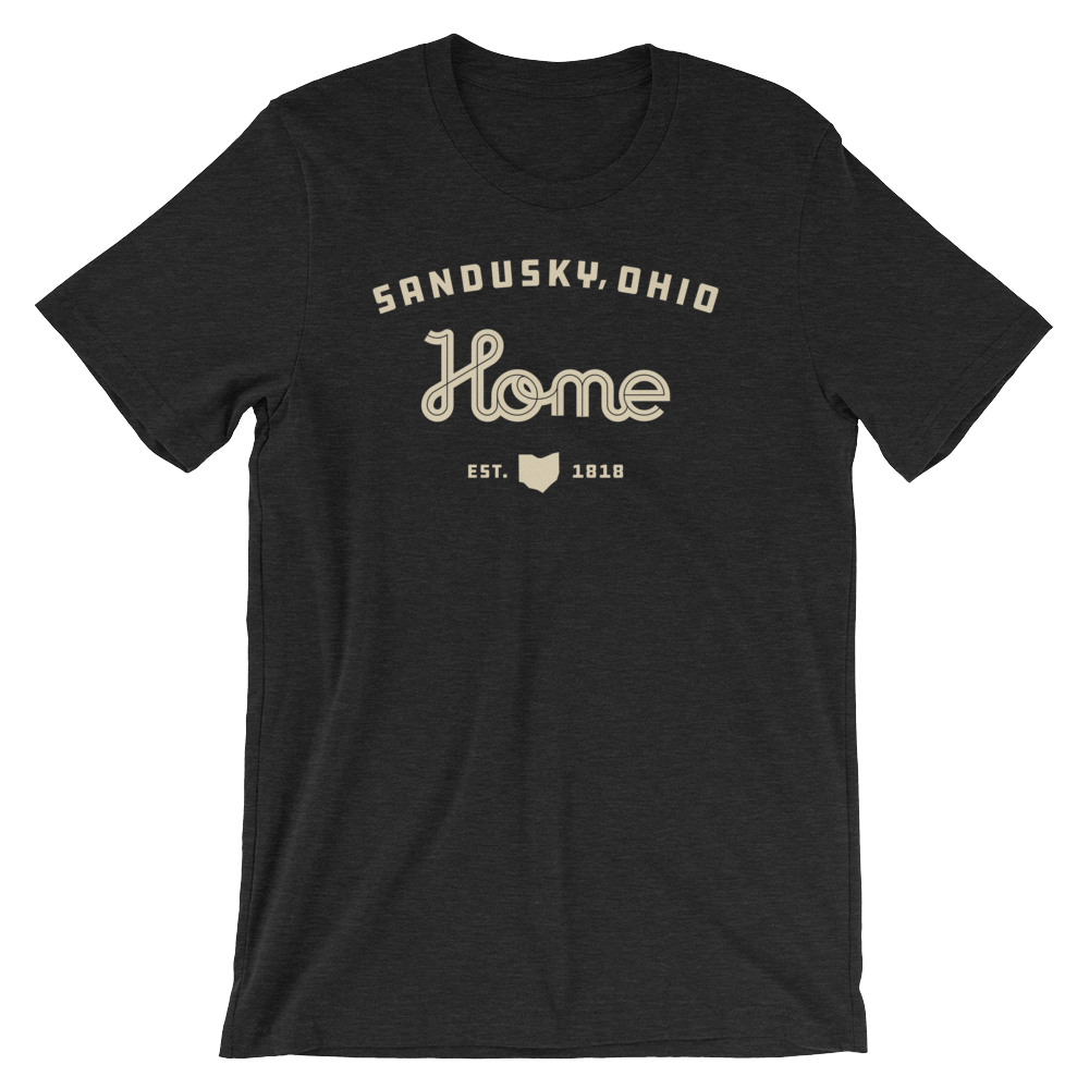 Image of HOME | Heather Black (Unisex)