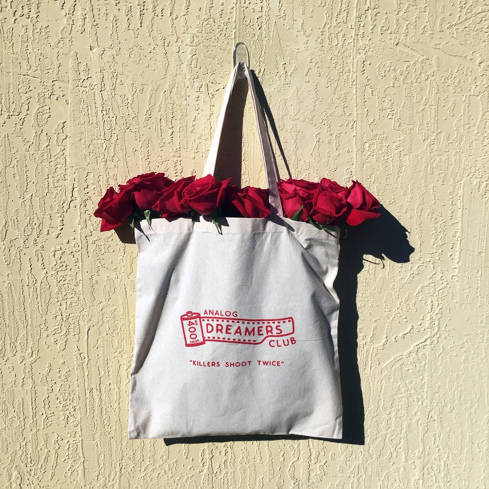 "Image of ""Analog Dreamers"" Tote"