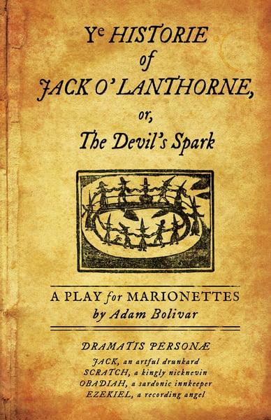 Image of Ye Historie of Jack O' Lanthorne (chapbook)