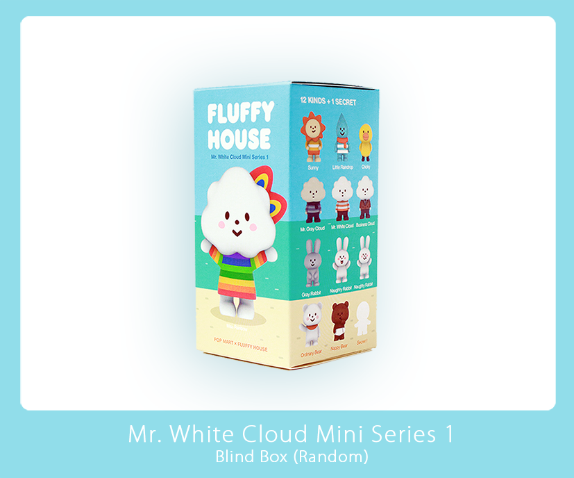 Image of Mr. White Cloud Mini Series (Set of 12)