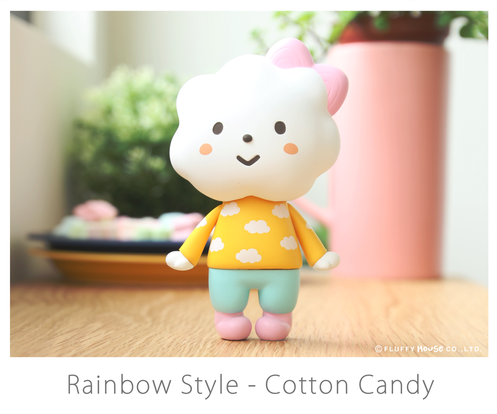 Image of Rainbow Style - Cotton Candy
