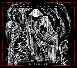 Image of CD digipack Afterlife 2017