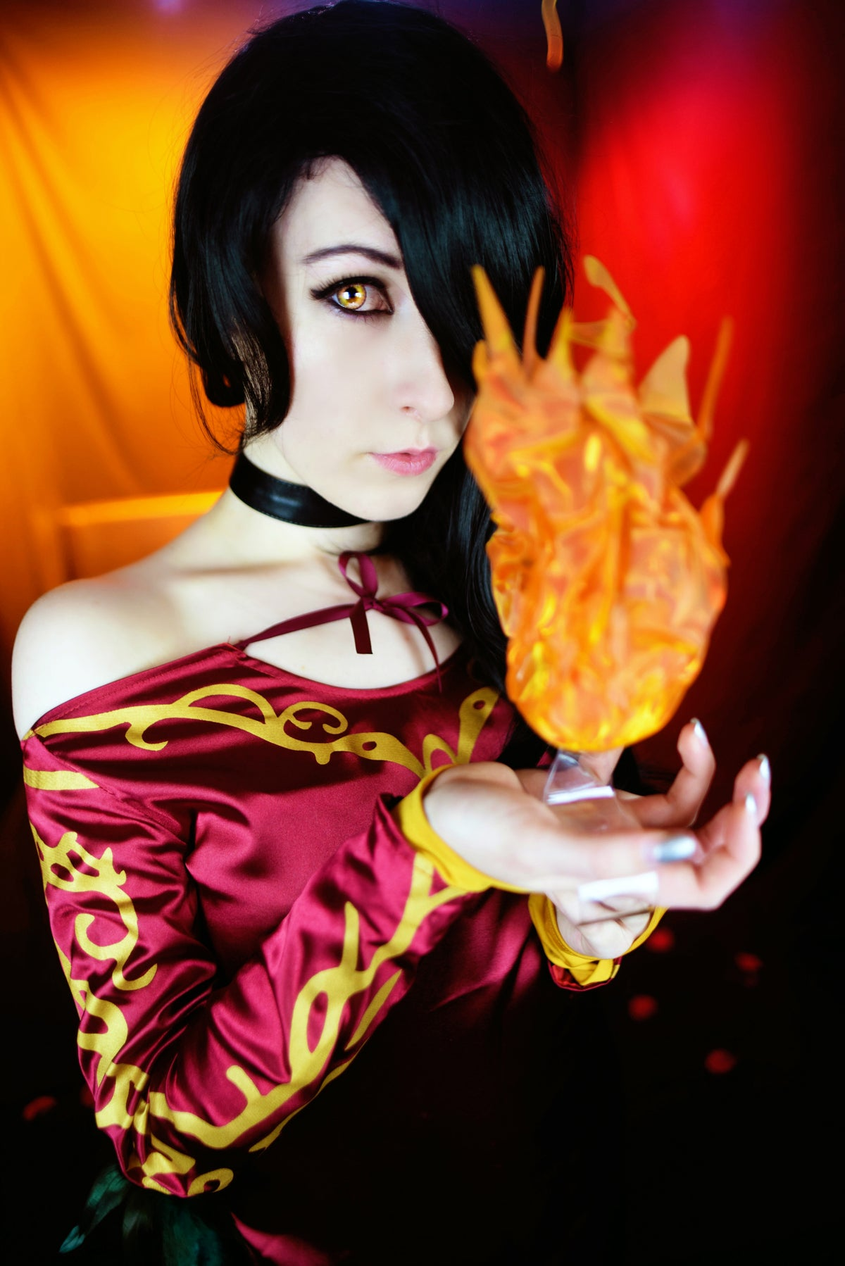 Image of Cinder Fall Set