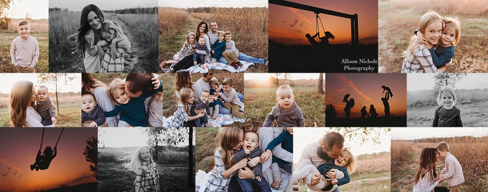 Image of 2019 Full Family Session