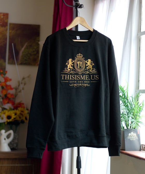 Image of The Gold Crest Jumper