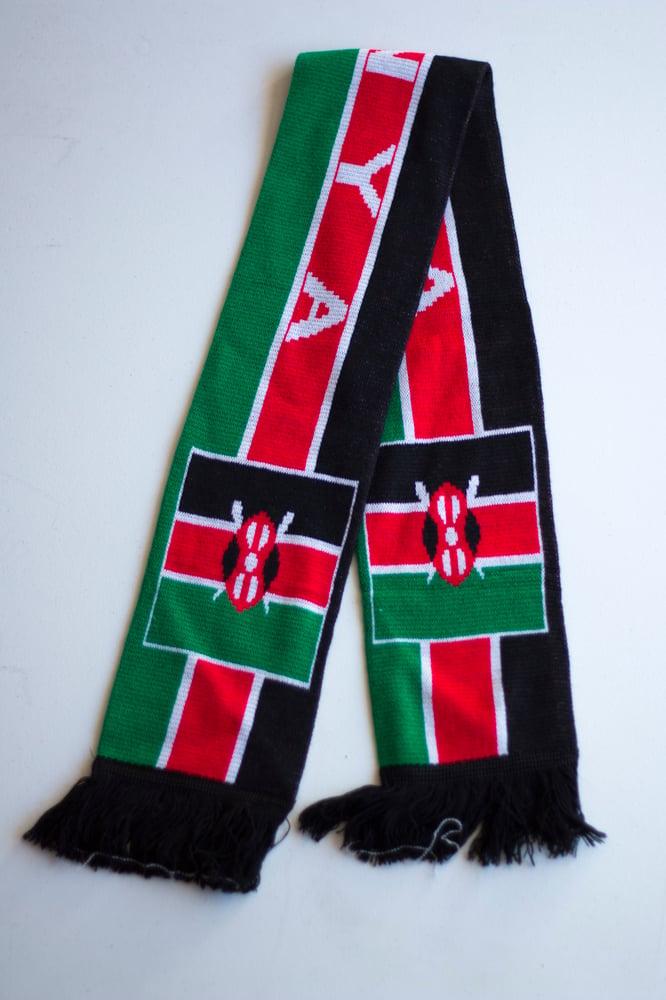 Image of Kenyan scarf
