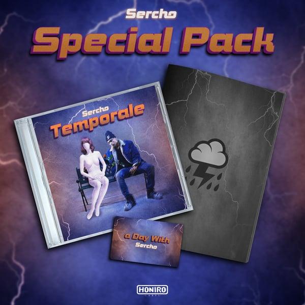 SERCHO - TEMPORALE SPECIAL PACK - HONIRO STORE