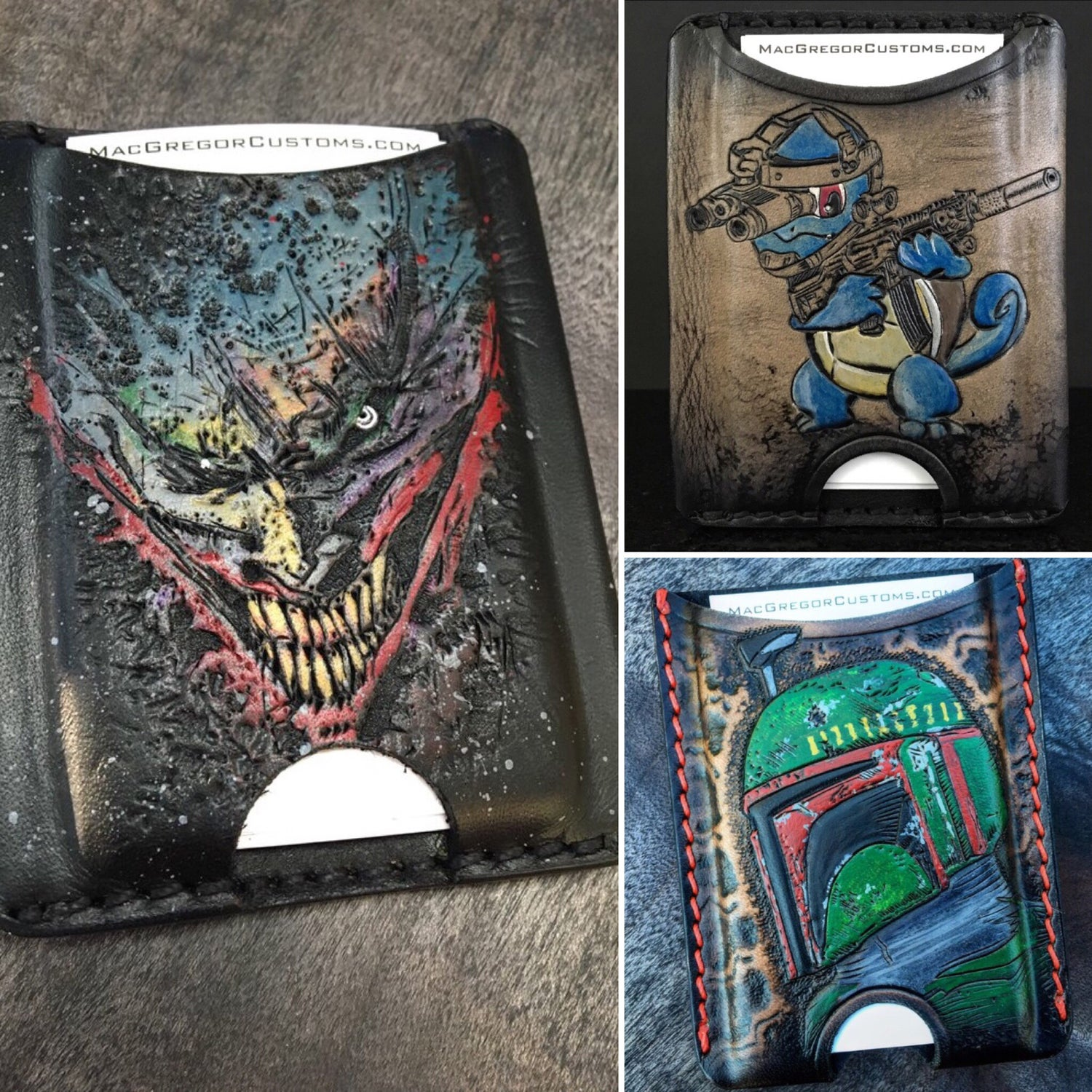 Image of Custom Wallets