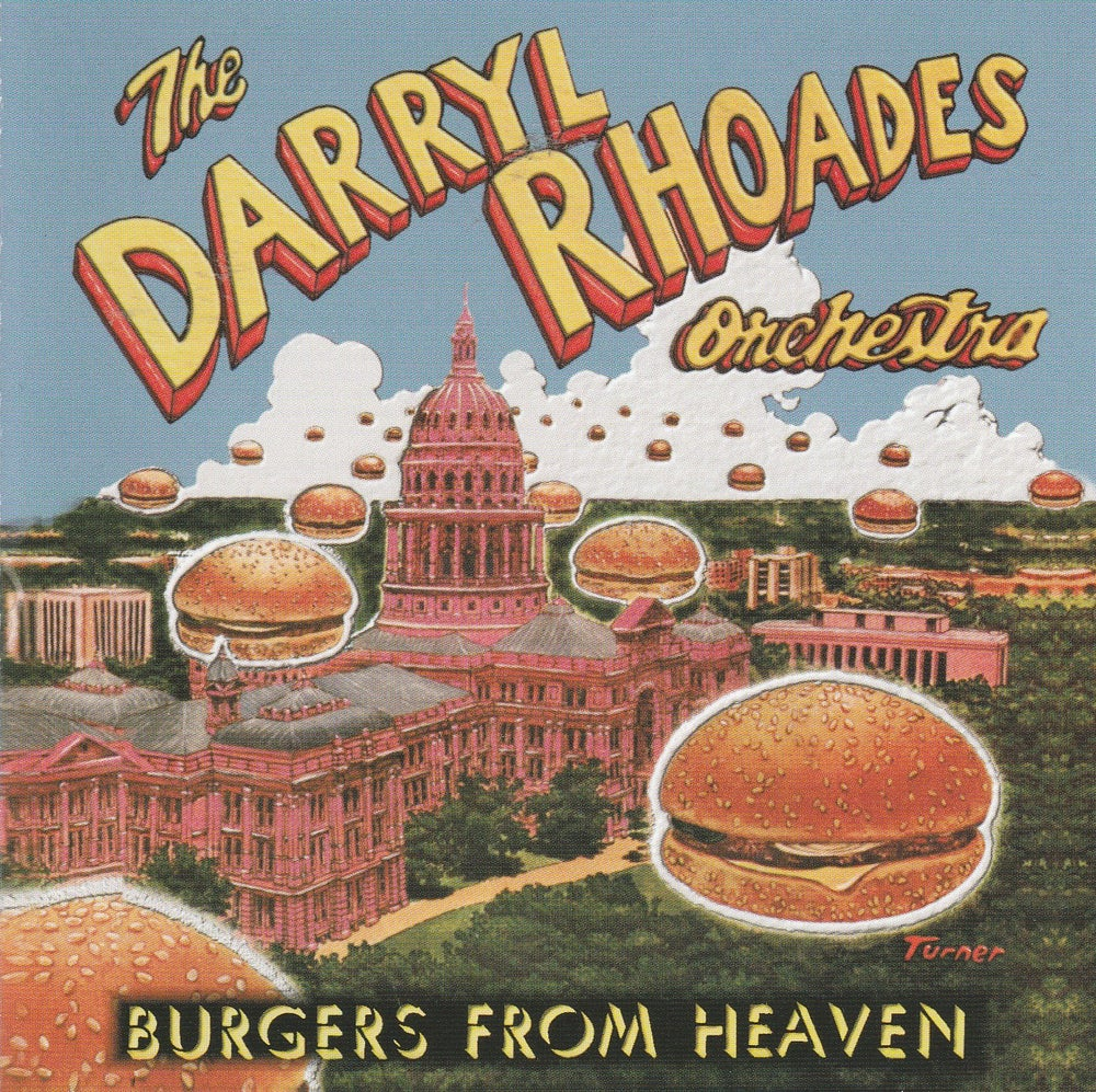 Image of BURGERS FROM HEAVEN  CD  (NBDD8180)