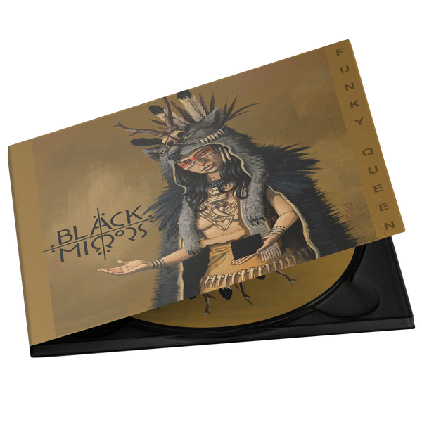 Image of Funky Queen EP / Digipack CD - Limited edition! (2017)