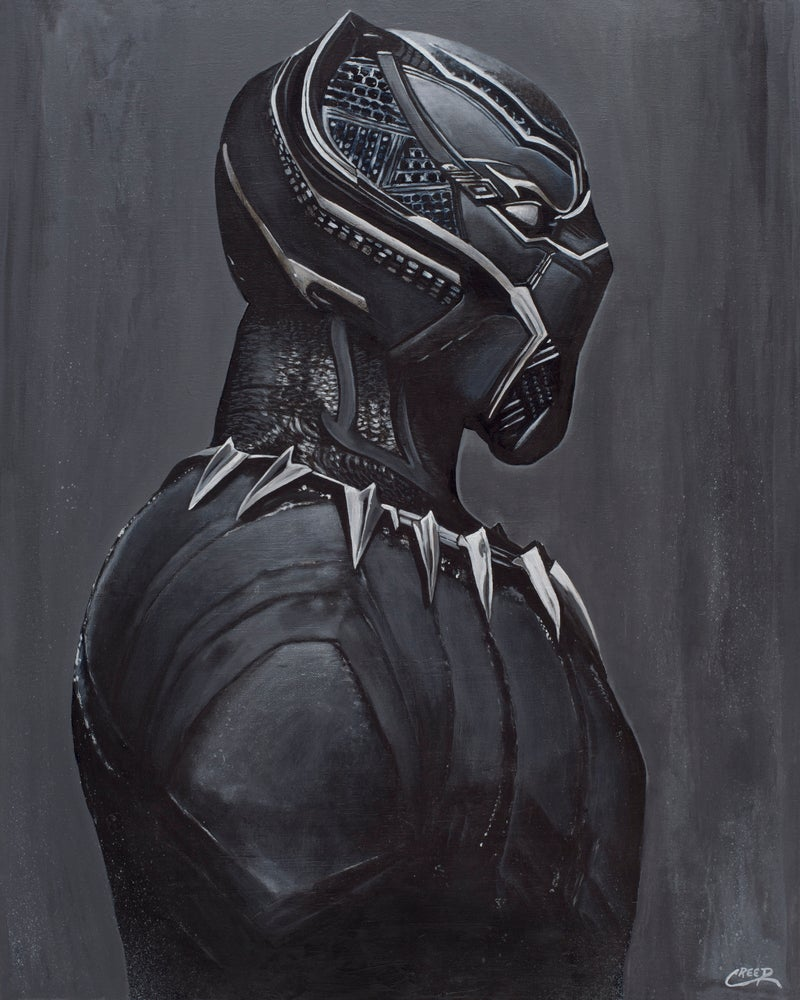 Image of Black Panther #1