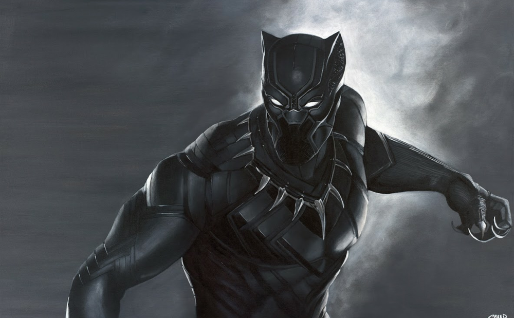Image of Black Panther #2