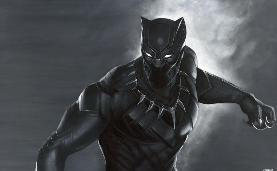 Image of Black Panther #2