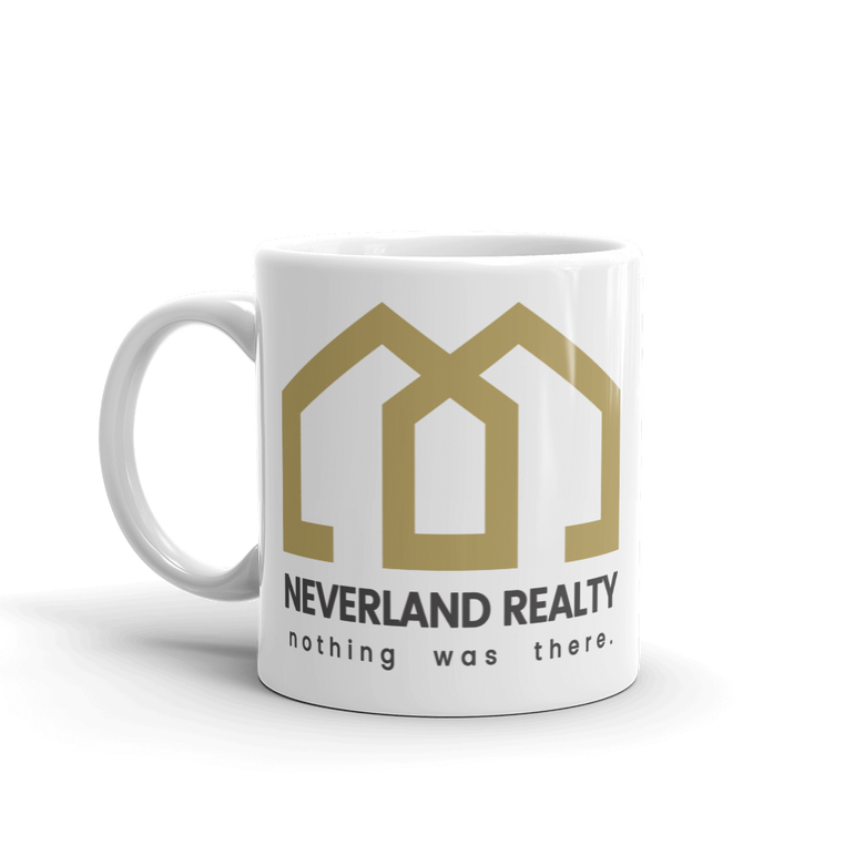Image of Neverland Realty Mug