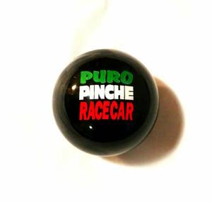 Image of PURO PINCHE RACECAR Shift Knob