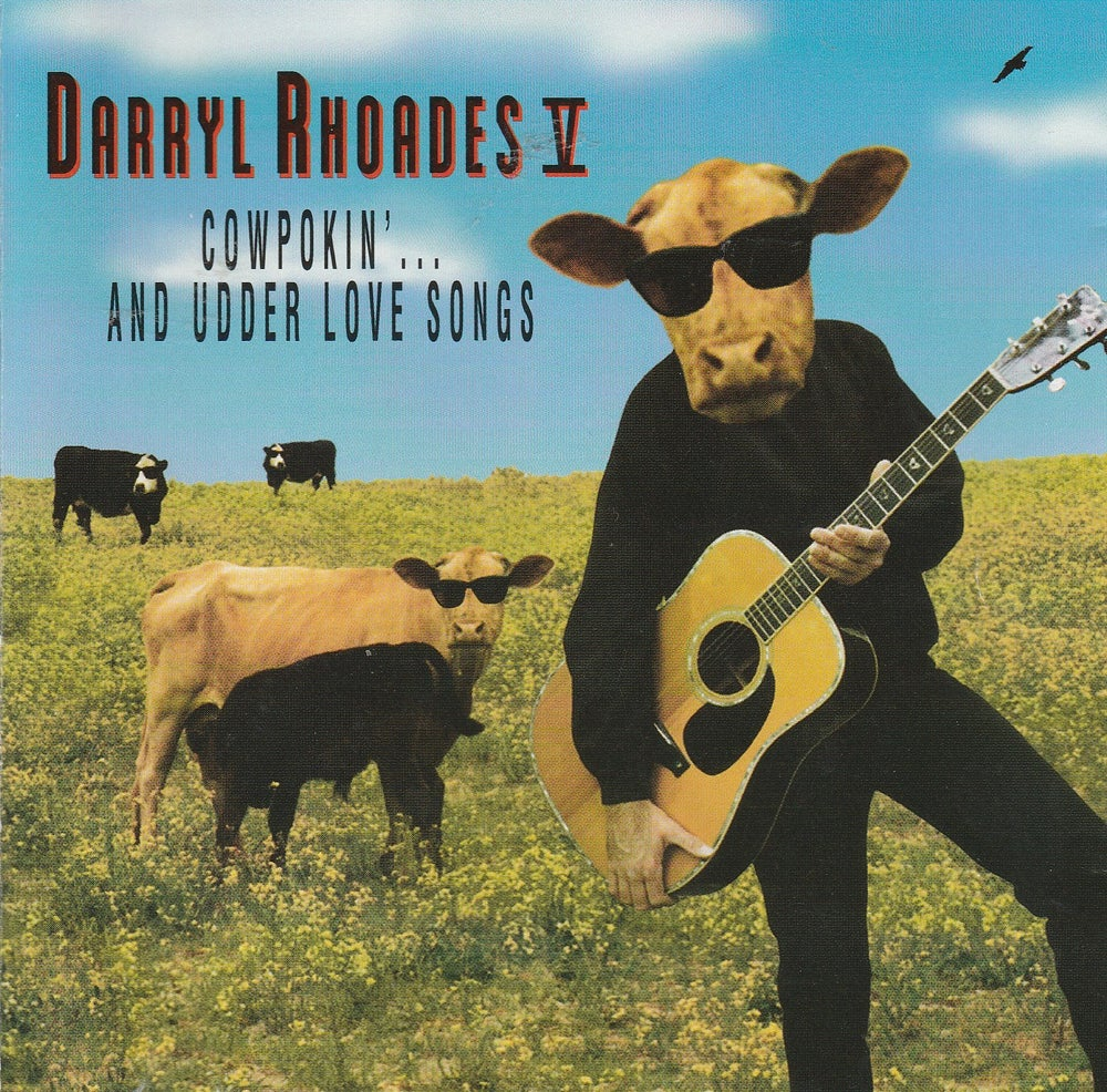 Image of Cowpokin' & Udder Love Songs (NBDD 51892) CD