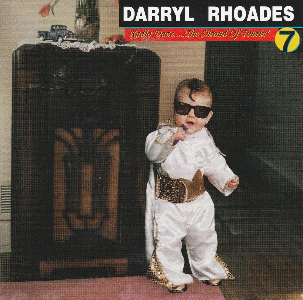Image of Radio Daze....The Shroud of Tourin'  (NBDD41597)  CD