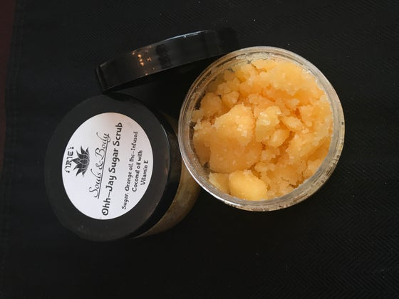 Image of Ohh-Jayy Sugar Scrub