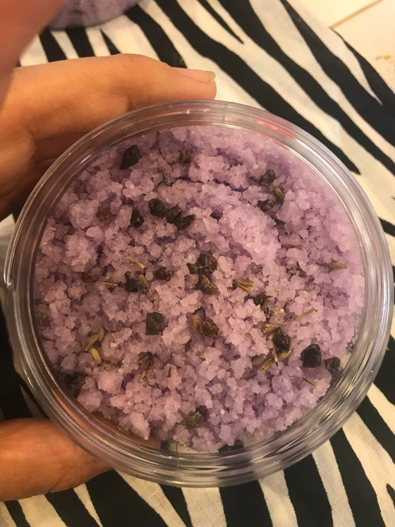 Image of Grand Daddy Lavender Salt Soak