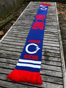 "Image of Career Suicide ""Football scarves"""