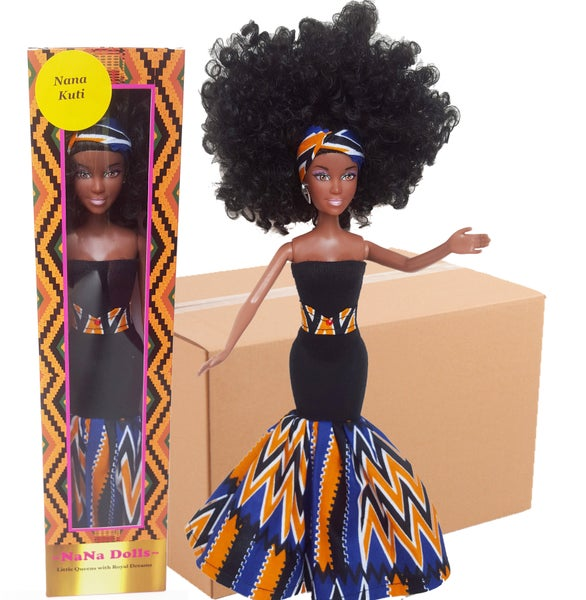 Image of Box of 20 Nana Kuti Dolls