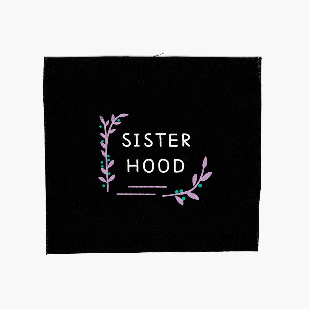 Image of Sisterhood Patch