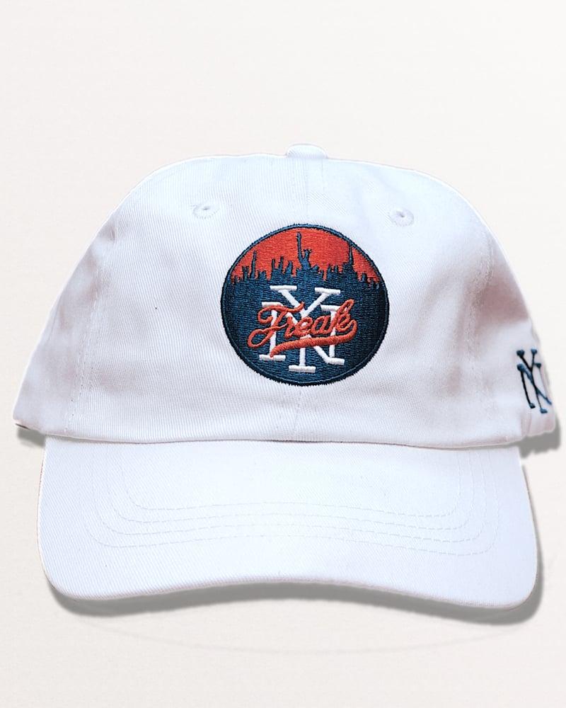 Image of Knicks/Mets Strapback.