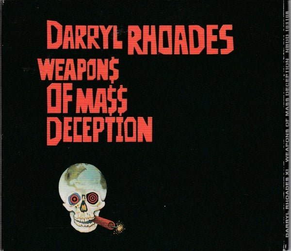 Image of WEAPONS OF MASS DECEPTION (NBDD103108)