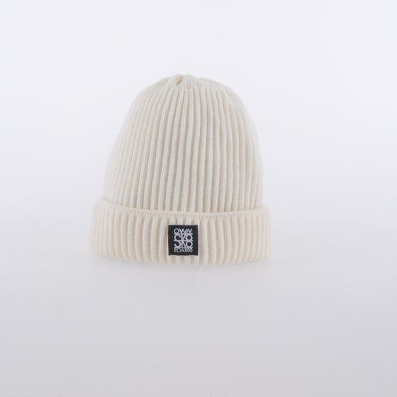 Image of OWN-Skateboards Beanie 100% Merino Wolle