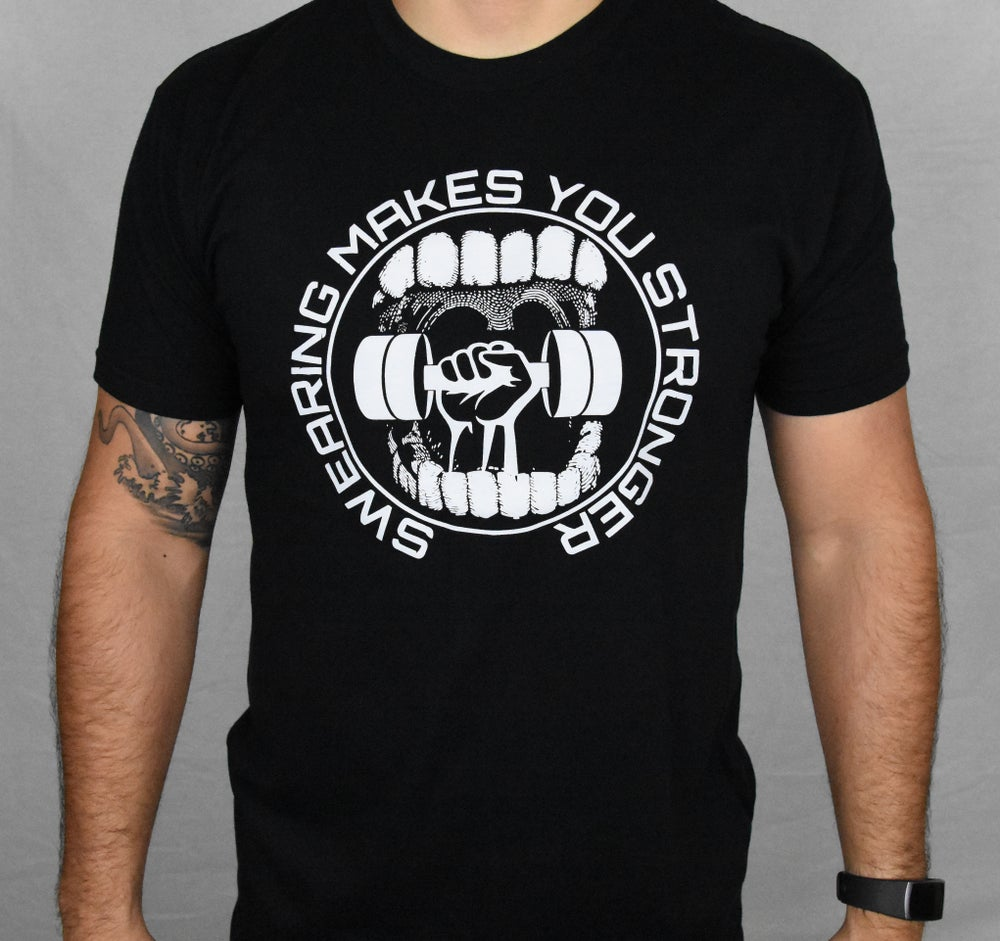 Image of SMYS T-shirt (Black)