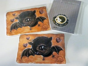 Image of 'BATTY FOR YOU' Print
